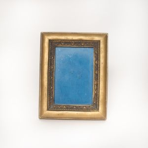 Pier 1 Gold Picture Frame